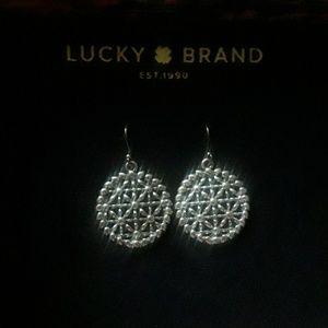 🆕️Lucky Brand lovely earrings NWT